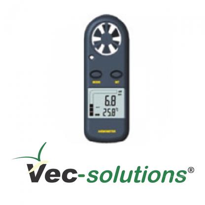 Anemômetro Digital GM 816 Para medição de Velocidade.