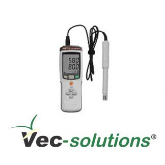 Termo-Higrômetro VEC-HE-715 EX