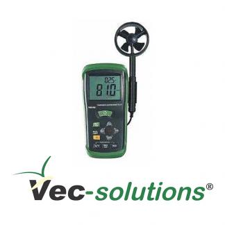 Anemômetro Digital Portátil VEC-TAD500